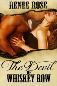 The Devil of Whiskey Row Renee Rose