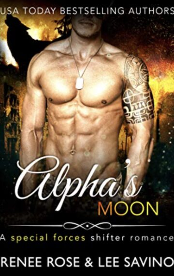 Alpha's Moon: A special forces shifter romance (Shifter Ops series Book 1)