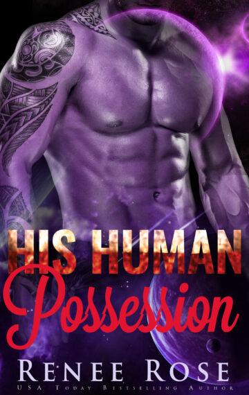 His Human Possession: An Alien Warrior Romance (Zandian Masters Book 8)