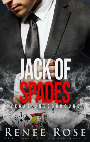 Jack of Spades: A Dark Mafia Romance (Vegas Underground Book 3)