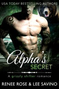 Alpha's Secret Renee Rose