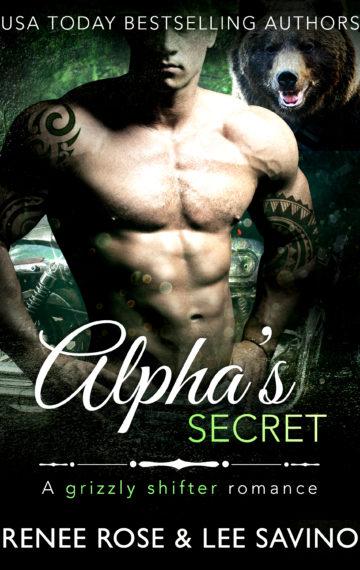 Alpha's Secret: A Bear Shifter Romance (Bad Boy Alphas Book 10)