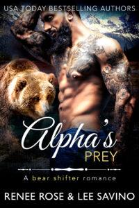 Alpha's Prey Renee Rose