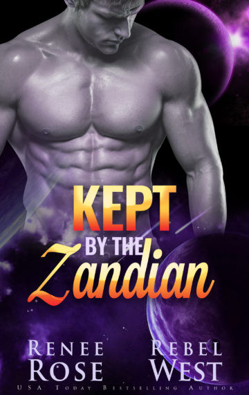 Kept by the Zandian (Zandian Brides Book 5)