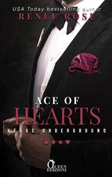 Ace of hearts: Tony & Pepper (Vegas Underground Vol. 3) (Italian Edition)