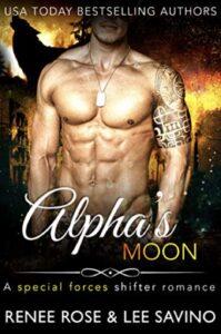 Alpha's Moon Renee Rose