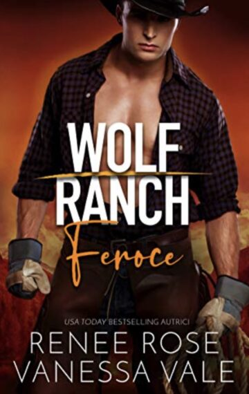 Feroce (Il Ranch dei Wolf Vol. 5) (Italian Edition)