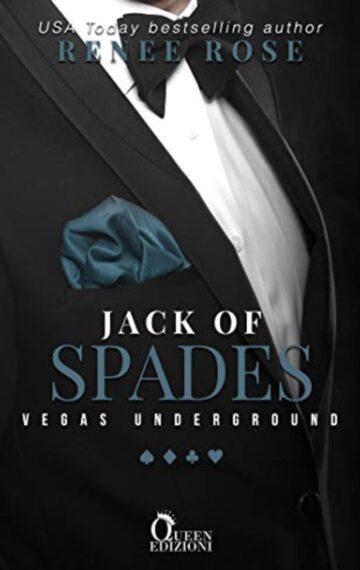 Jack of spades: Stefano & Corey (Vegas Underground Vol. 2) (Italian Edition)