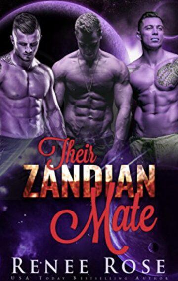 Their Zandian Mate: An Alien Warrior Reverse Harem Romance (Zandian Masters)