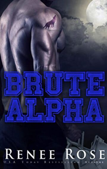 Brute Alpha (Lycée Wolf Ridge t. 1) (French Edition)