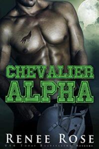 Chevalier Alpha Renee Rose